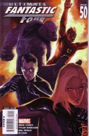 Ultimate Fantastic Four #50